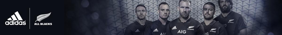 All Blacks - Nouvelle Zélande, Nouveau Maillot coupe du monde, Collection Adidas