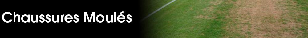 Chaussures de rugby à crampons Moulées - Terrain Synthétique